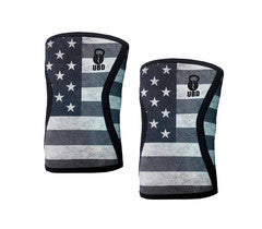 Stars & Stripes Knee Sleeves