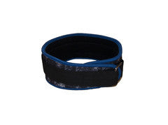 Blue Stealth 4'' Velcro Cardio Weightlifting Belt
