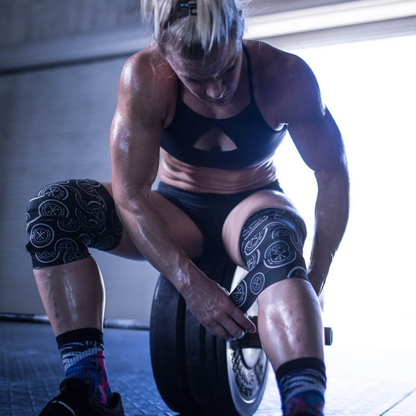 LIFT HEAVY OFTEN - Knee Wraps