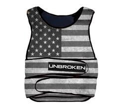 Stars & Stripes 40lb Weight Vest