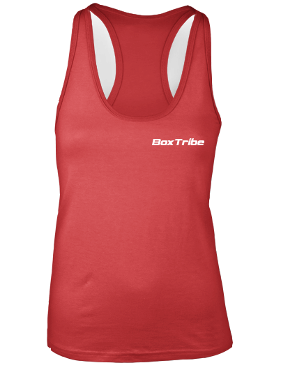 Red Badge Racerback