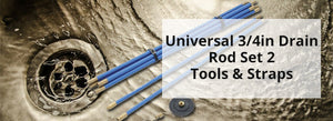 Drain Cleaning Rods – Top Tips For Cleaning Your Drains With Rods