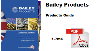 Bailey Products Catalogue