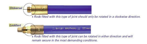 Bailey Drain Rods