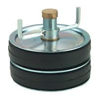 Bailey Double Seal Steel Wing Nut