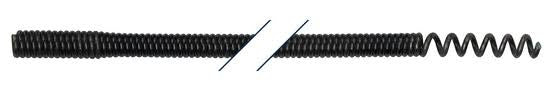 Bailey Leading Coiled Spring Rod - Various Sizes