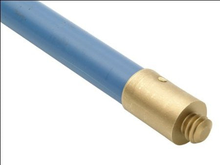 Bailey Pack of 10 Lockfast Blue Poly Drain Rod 1m - Various Sizes