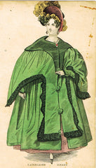 Antique Fashion Prints