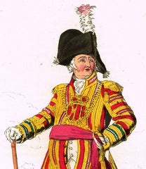 Antique Costume Prints