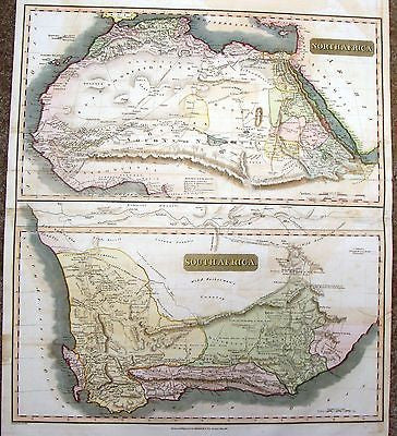 Antique Map Print