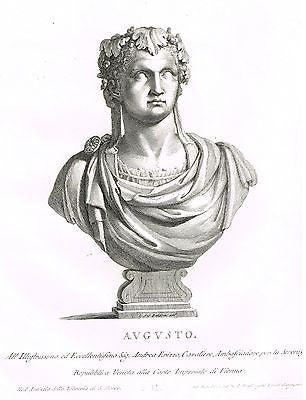 Antique Greek Print