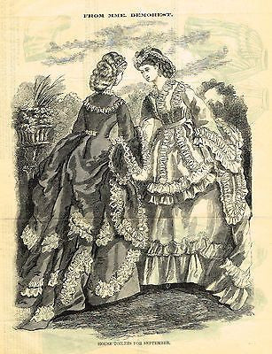 ANTIQUE  PRINT