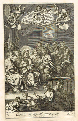Sandtique Antique Religious Print