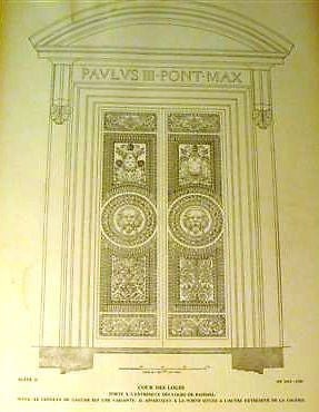 Antique Architectural Print