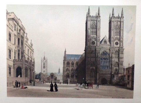 WESTMINSTER ABBEY, HOSPITAL