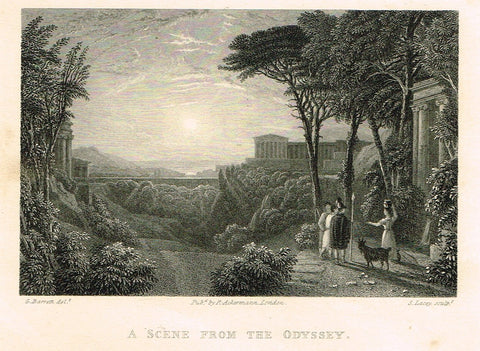 SCENE FROM THE ODYSSEY