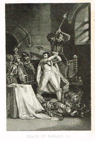 DEATH OF RICHARD 2nd