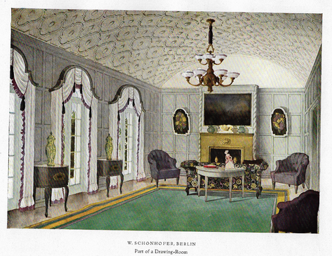 MIUNICH - PART OF A DINING ROOM