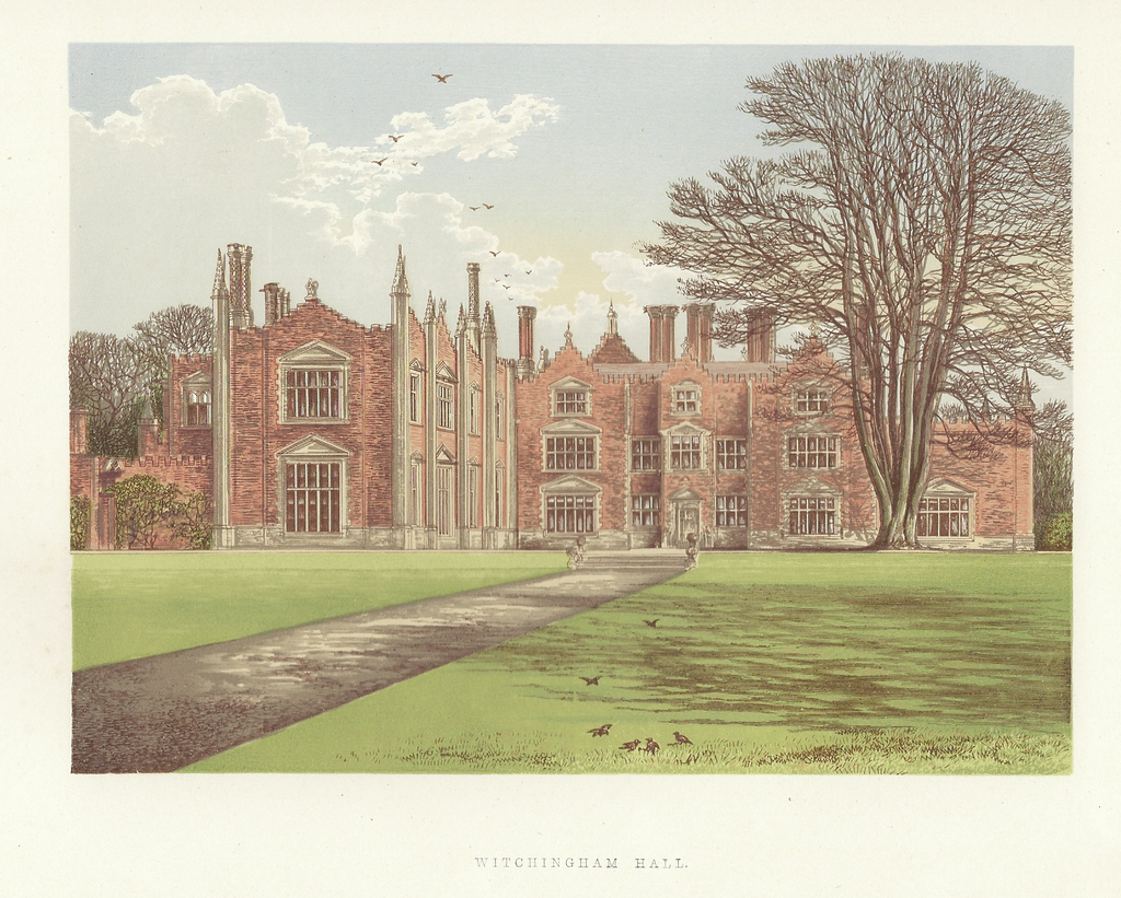 WITCHINGHAM HALL