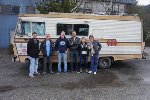 Back in early 2015, RotorX founders meet with Greg French from Fatshark and take The Beast for its first road trip.