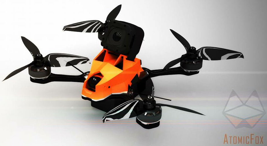 RotorX Atomic Fox - RXAF - Pre-Order available