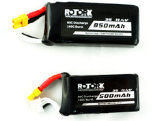 RotorX Batteries - Designed for Atom V2
