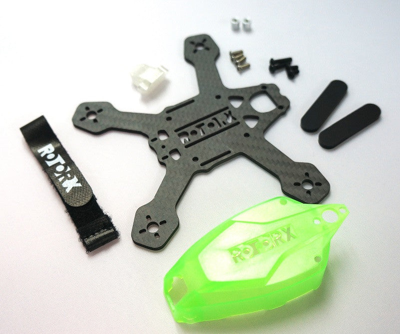 Atom V2 frame kit - designed for TBS cube with 4in1 ESC