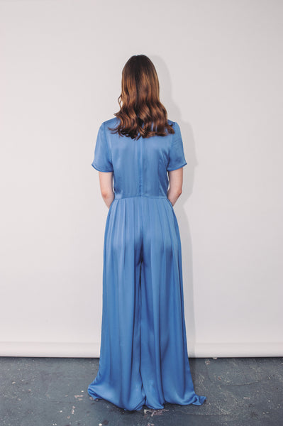 "Wide Legged Jumpsuit ""Fay"""