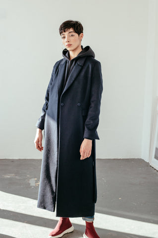 "Long Coat ""Inge"""