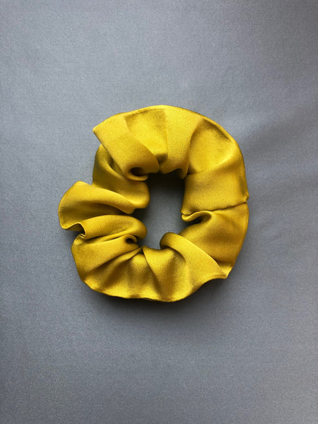 Colorful Upcycling Scrunchies