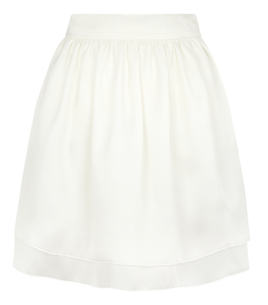 "short silk skirt ""Belli"""