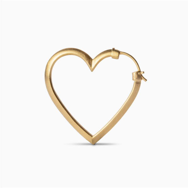 Heart of Love Earring