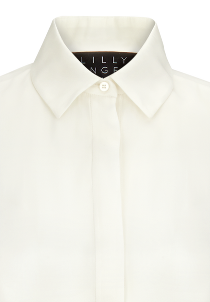 "Sleevless Silk Blouse ""Bailee"""