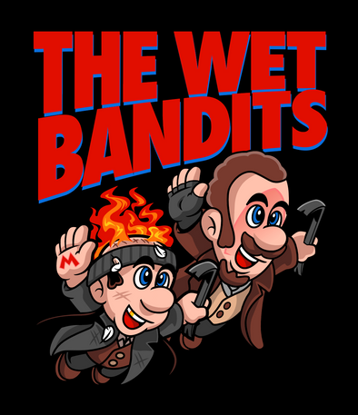 Super Wet Bandits Shirt