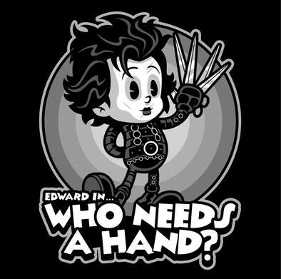 NEW SHIRT: Who Needs A Hand?
