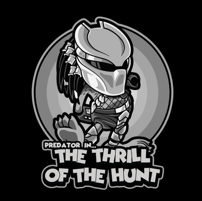 NEW SHIRT ALERT: The Thrill of the Hunt