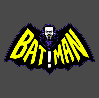 NEW SHIRT ALERT: Bat!Man