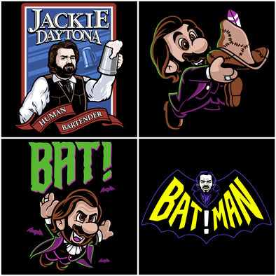 What We Do In The Shadows Shirt Collection