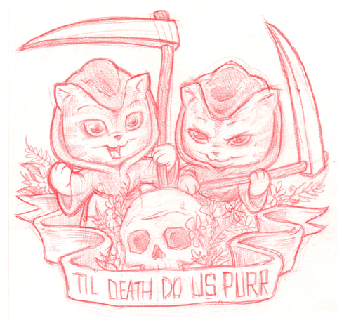 till death do us purr