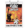Stop The Planet of the Apes The Musical The Poster