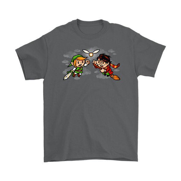 A Link to the Snitch tee