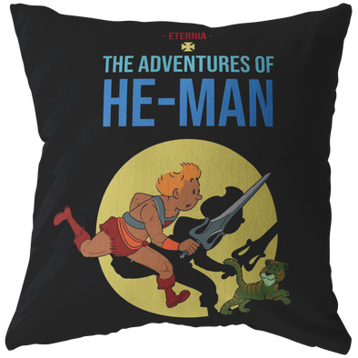 Adventures of He-Man