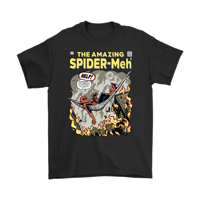 The Amazing Spider-Meh