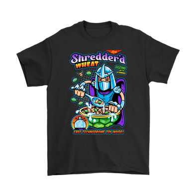 Shreddered Wheat Tee