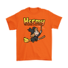 Hermy the Clever Little Witch Tee