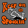 Keep On Spookin'