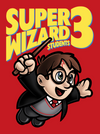 Super Wizard Bros Tee