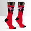 Cuterus Women's Crew Socks