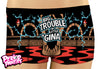 Big Trouble in Little Gina Period Panties