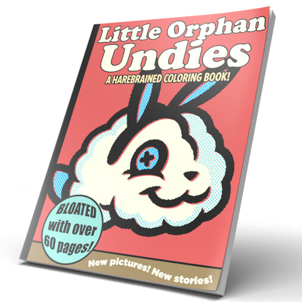 Little Orphan Undies Coloring Book